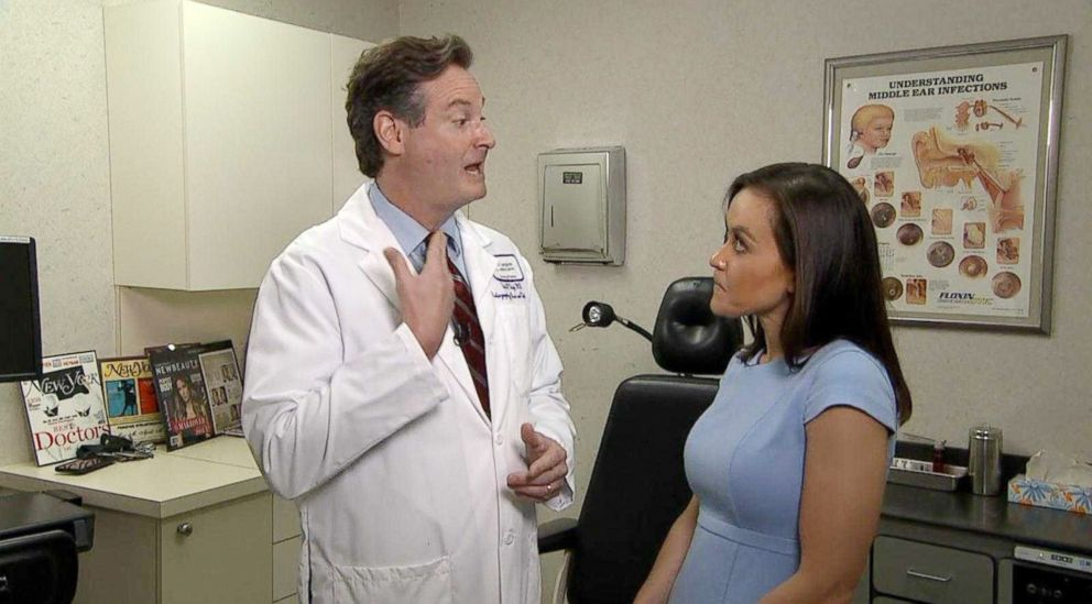 Doctor's remarkable cancer diagnosis from seeing woman on TV