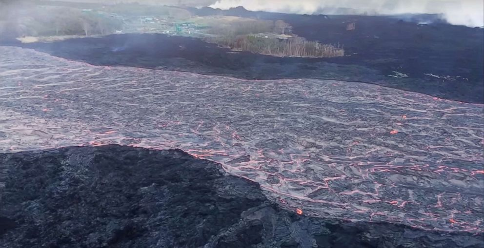 Kilauea has swallowed 600 homes in unprecedented eruption