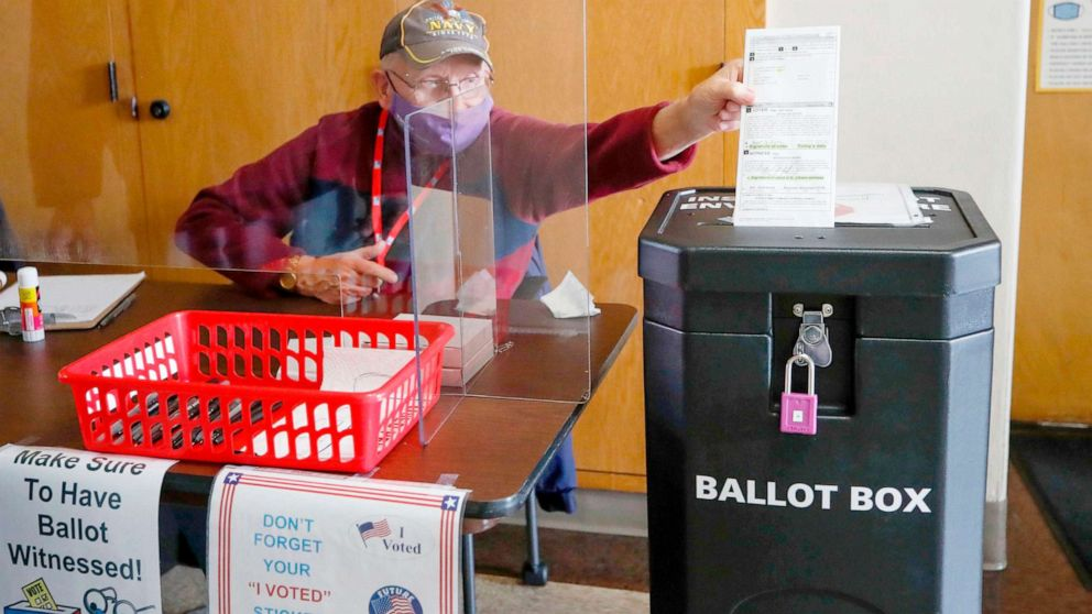 'Don't wait': Some swing state officials urge voters to bypass the mail to return ballots