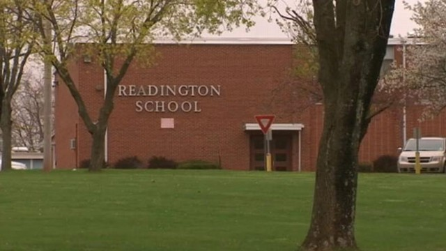 """VIDEO: Some parents of Readington Middle School students object to """"sexist"""" restriction."""