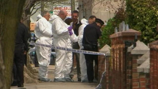 New York Police Veteran Kills Toddler, Boyfriend and Herself - ABC News