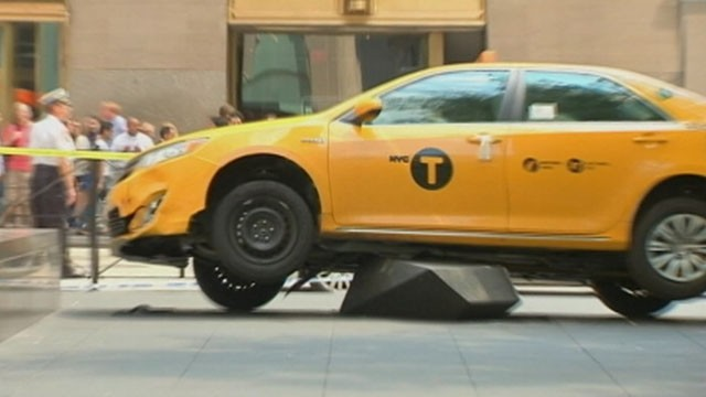 Young British Tourist Struck by NYC Taxi Now to Lose More of Leg