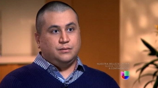 George Zimmerman Says He Lives in Constant Fear, Has PTSD