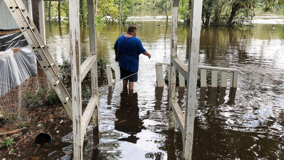 Tropical depression could form off coast of Carolinas, bring more rain - ABC News