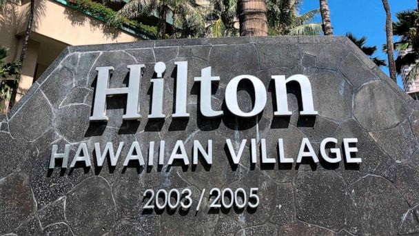 Manhunt underway for suspect behind fires at 3 high-rise resorts in Hawaii