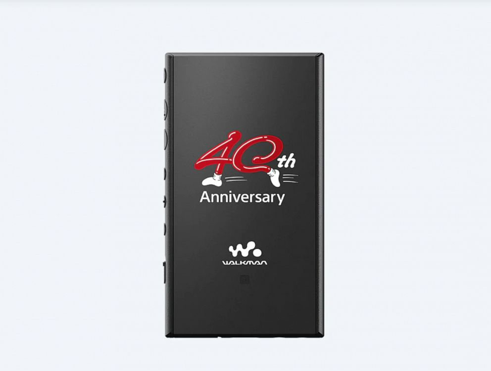 PHOTO: The Sony A100 walkman A series is seen here.
