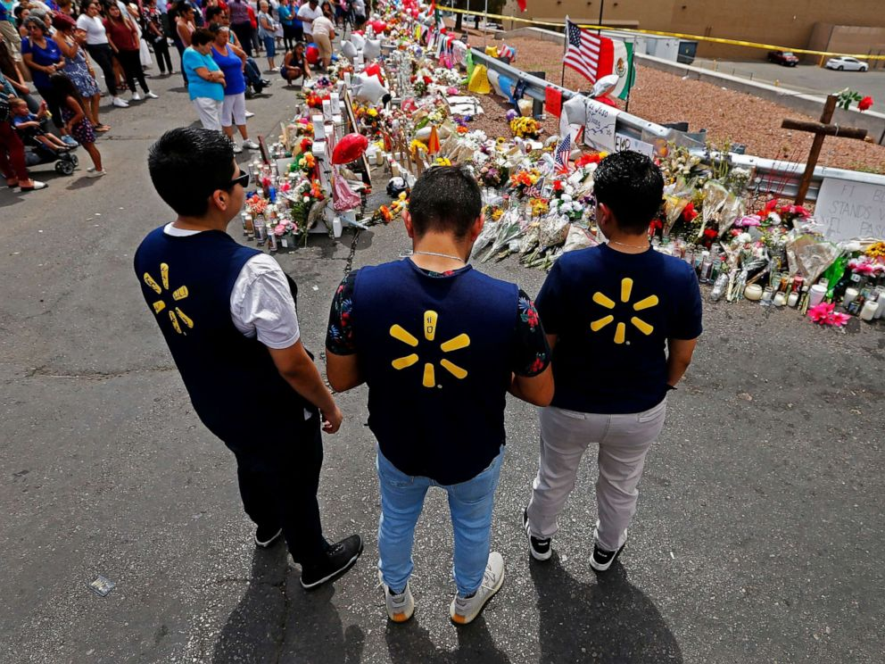 Walmart CEO responds to shooting amid calls to end gun sales