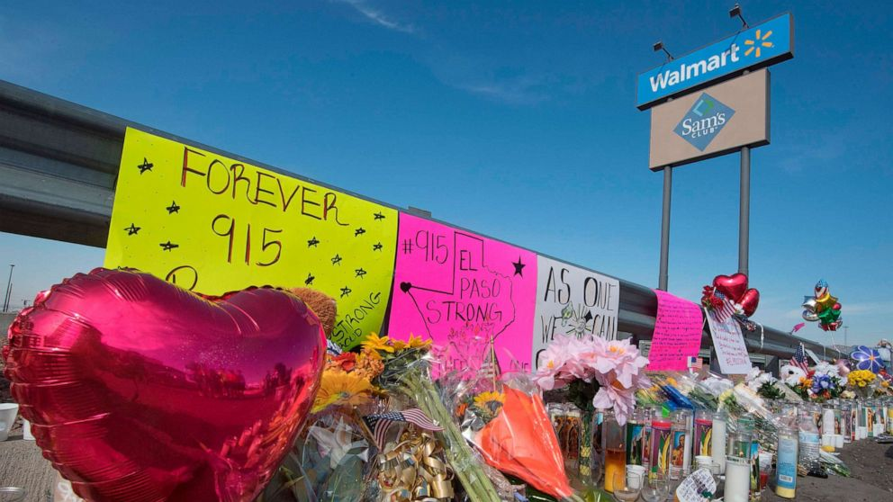 Alleged shooter cased El Paso Walmart before rampage that