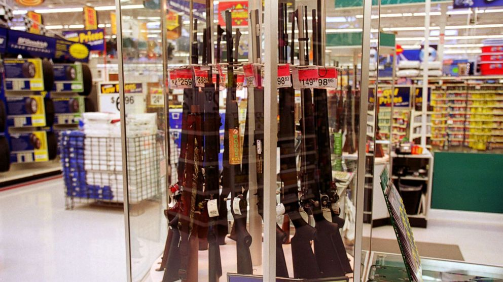 Walmart pulls game screens not weapons after one of America's deadliest mass shootings thumbnail