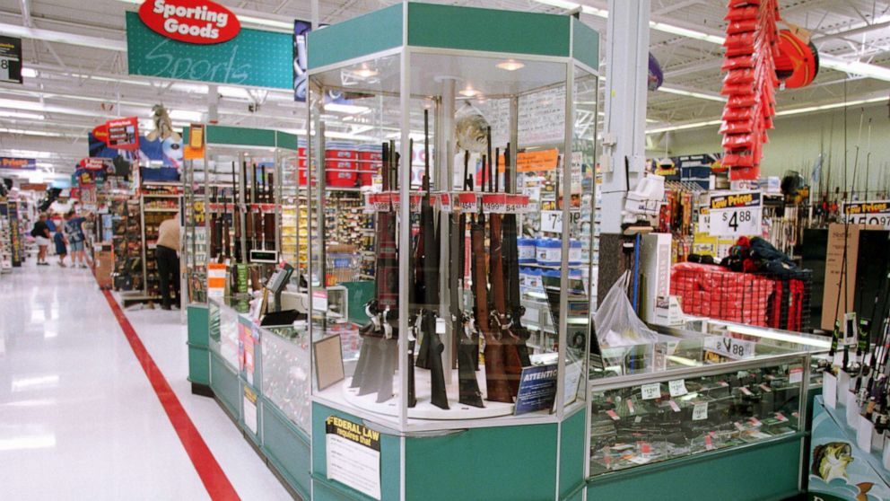 Walmart to limit sales of guns, ammunition in wake of