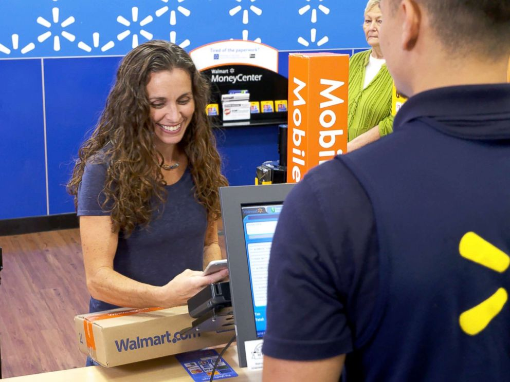 PHOTO: Walmart has unveiled a new service through their app that aims to streamline the returns process.