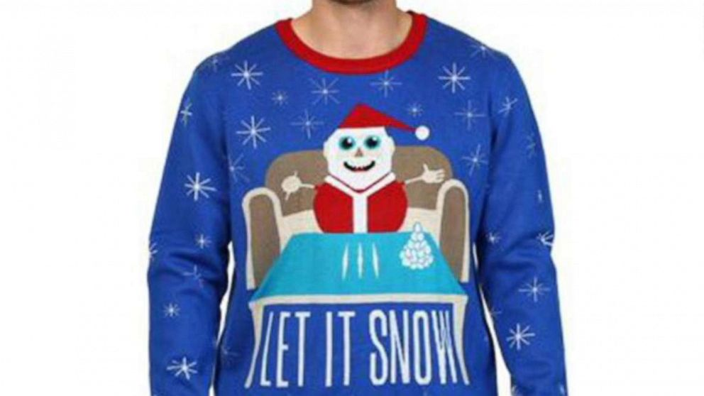 Ugly Christmas Sweaters to Get You in the Holiday Spirit