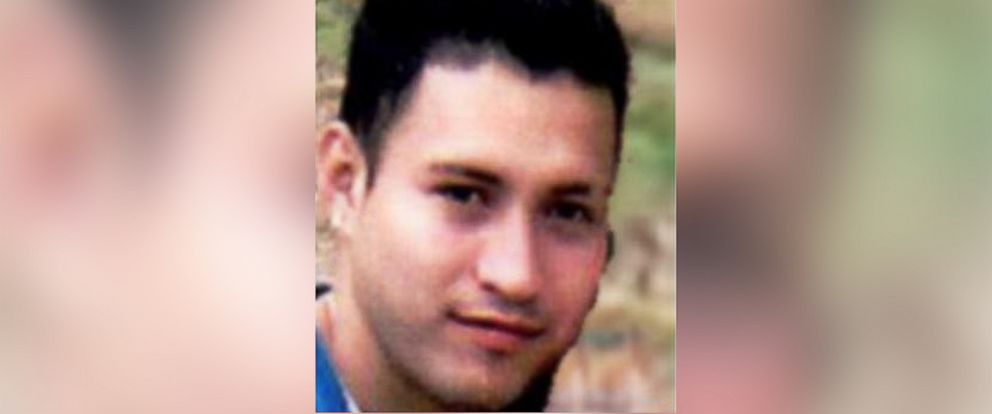 PHOTO: Walter Yovany Gomez is pictured in this image released by FBI.