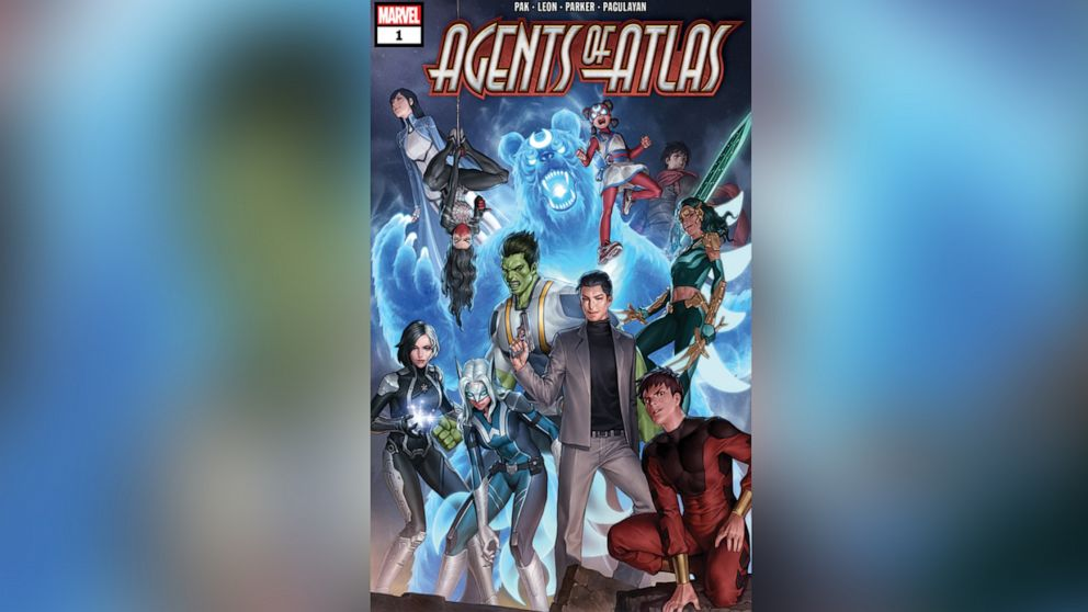 Marvel Universe gets a new team of Asian superheroes, and a