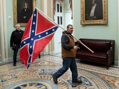 Far-right video blogger, man with Confederate flag among latest Capitol arrests