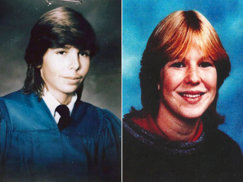 PHOTO: Jay Cook, left, and Tanya Van Cuylenborg of Vancouver Island were found slain in Washington in 1987.
