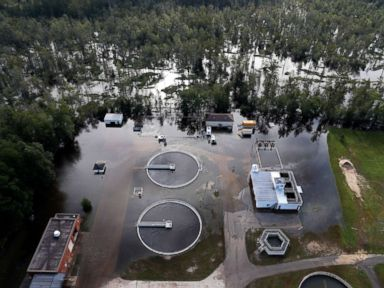 Concern continues about overflowed animal waste pits, coal ash in Florence flooding