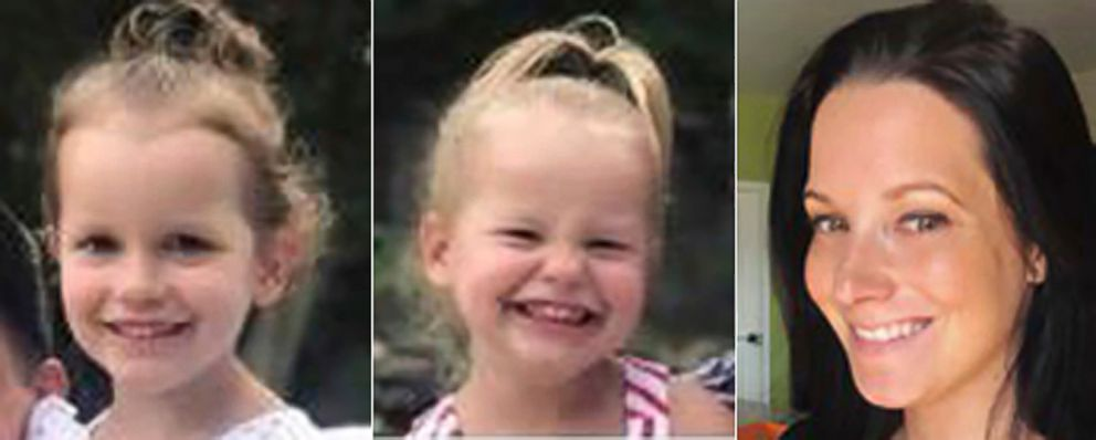 PHOTO: From left, Bella Watts, Celeste Watts and Shanann Watts. Chris Watts has been arrested and accused of killing his pregnant wife and two daughters in Colorado.