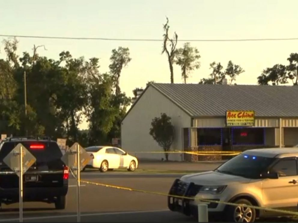 PHOTO: Two sheriffs deputies were shot and killed in Trenton, Fla., while inside a Chinese restaurant, according to the Gilchrist County Sheriffs Office.