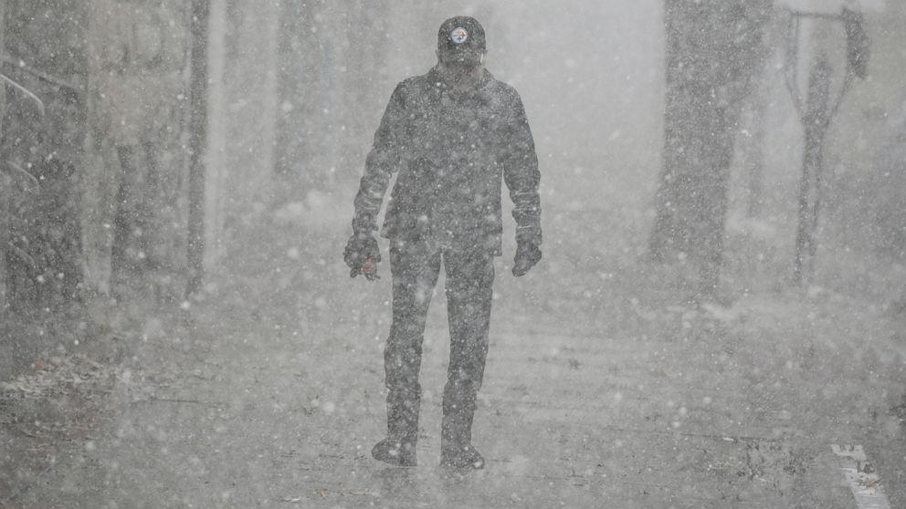 Kältesten morgen des Saison knallt Ostküste, der Süden: Aktuelle eisige Temperaturen