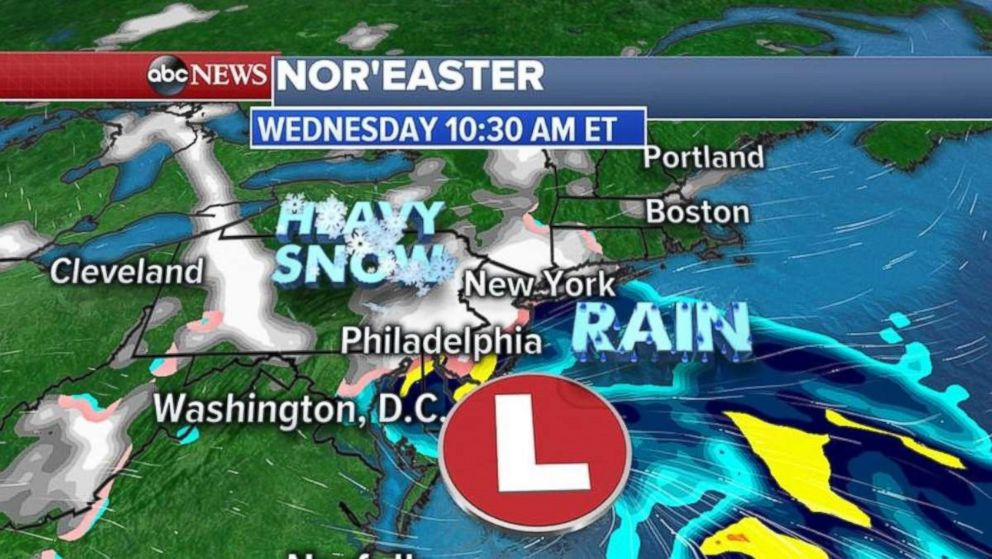 Snow storm pounds US Northeast