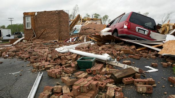 Southern Plains brace for more severe weather, flooding