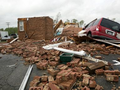 Southern Plains brace for more severe weather flooding
