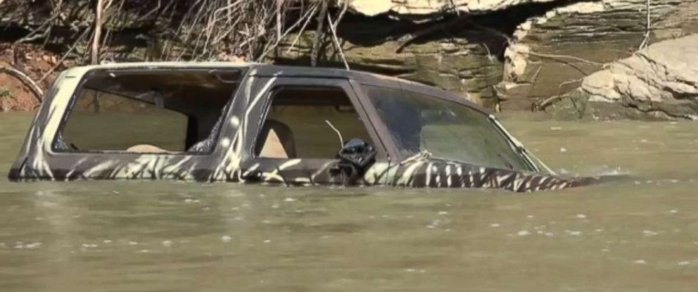A 69-year-old Kentucky man died after floodwaters swept his vehicle off the road.