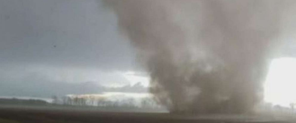 The Midwest was just struck by a flurry of tornadoes.