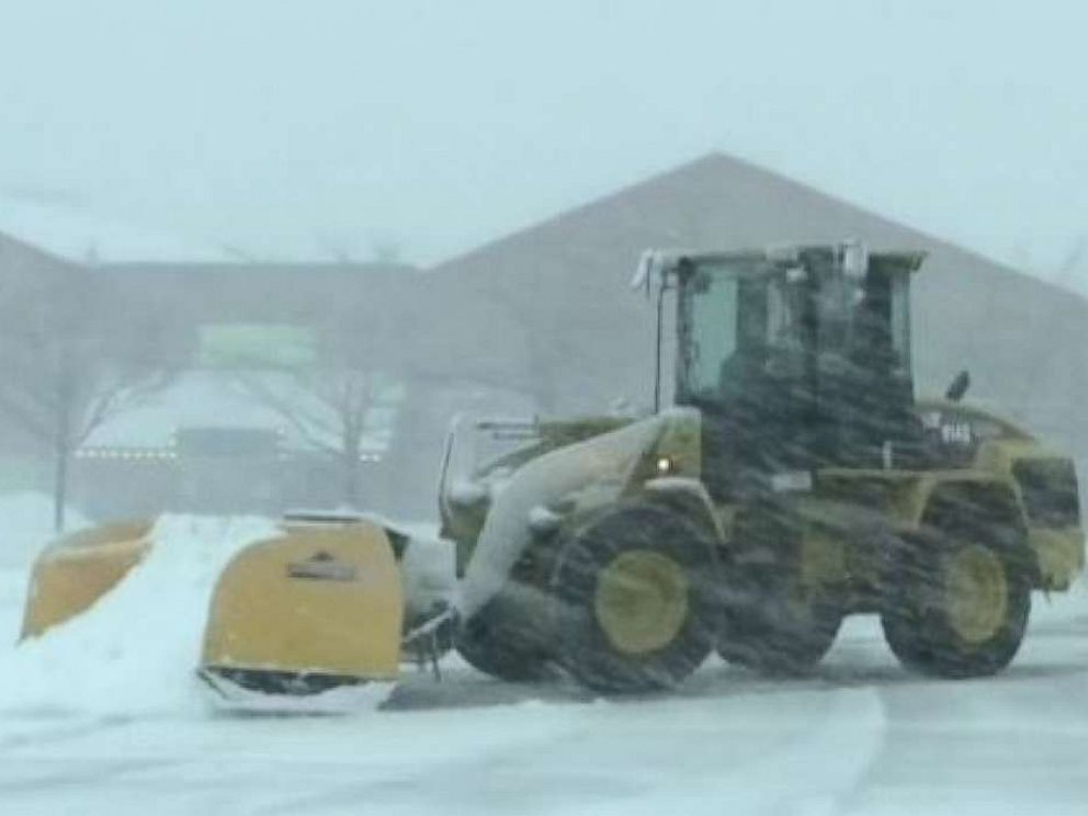 As much of the Northeast was blanketed, the highest snowfall total so far was in Wilmington, Massachusetts, which saw almost 30 inches.