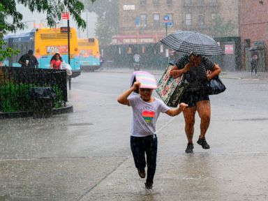 Severe storms targeting Midwest, Northeast as West stays hot