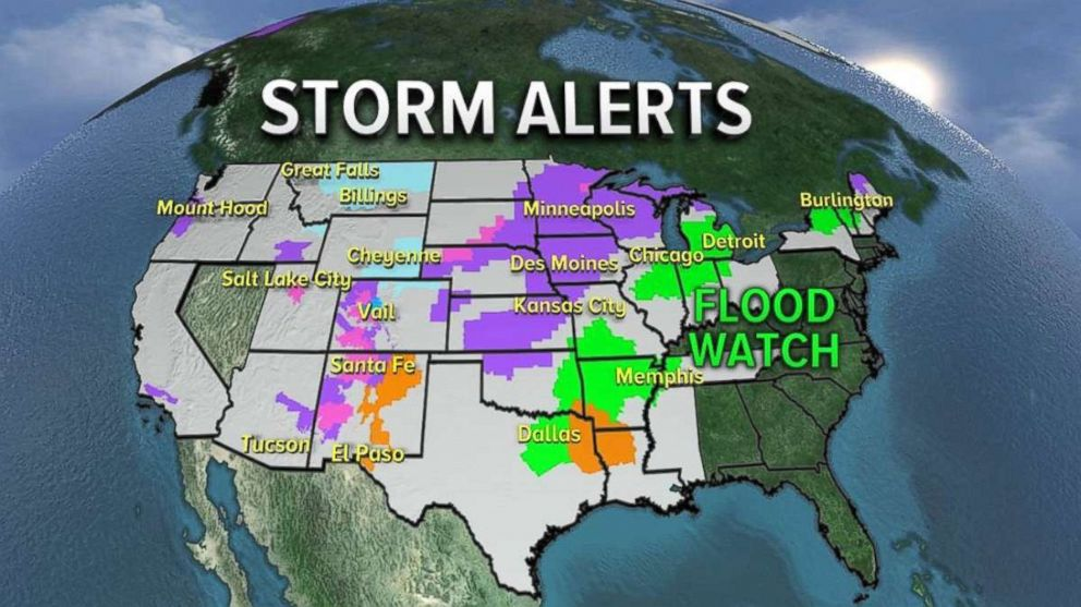 Another winter storm on the way