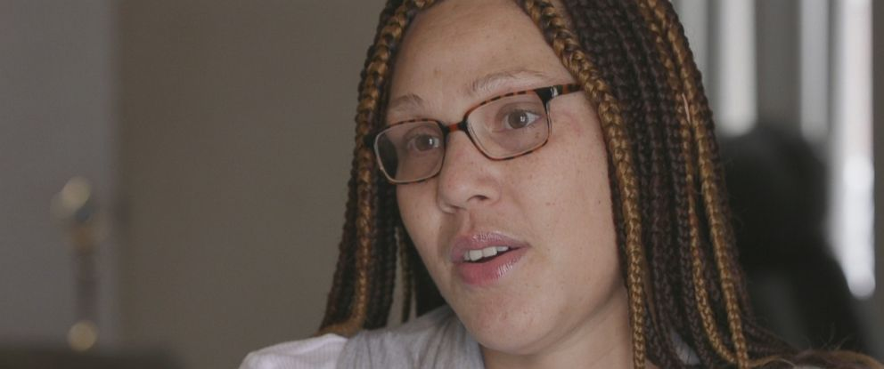 "PHOTO: Autumn Weaver, 33, spoke with ""Nightline"" about the sexual harassment she faced while living in public housing."