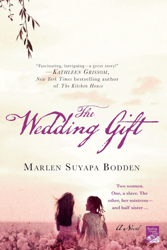 PHOTO: Sunny Hostin shares Marlen Suyapa Boddens The Wedding Gift as one of her 2019 summer must-reads on The View.