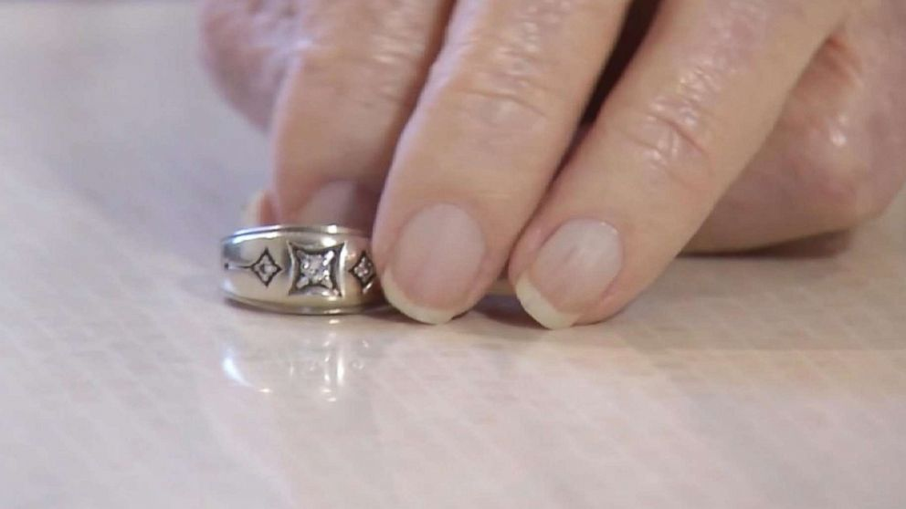 Man Recovers Diamond Wedding Ring Lost 45 Years Ago From The