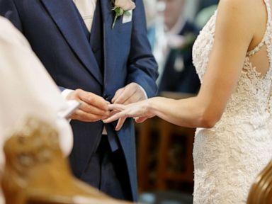 Best man whose deployment was delayed surprises best friend on wedding day