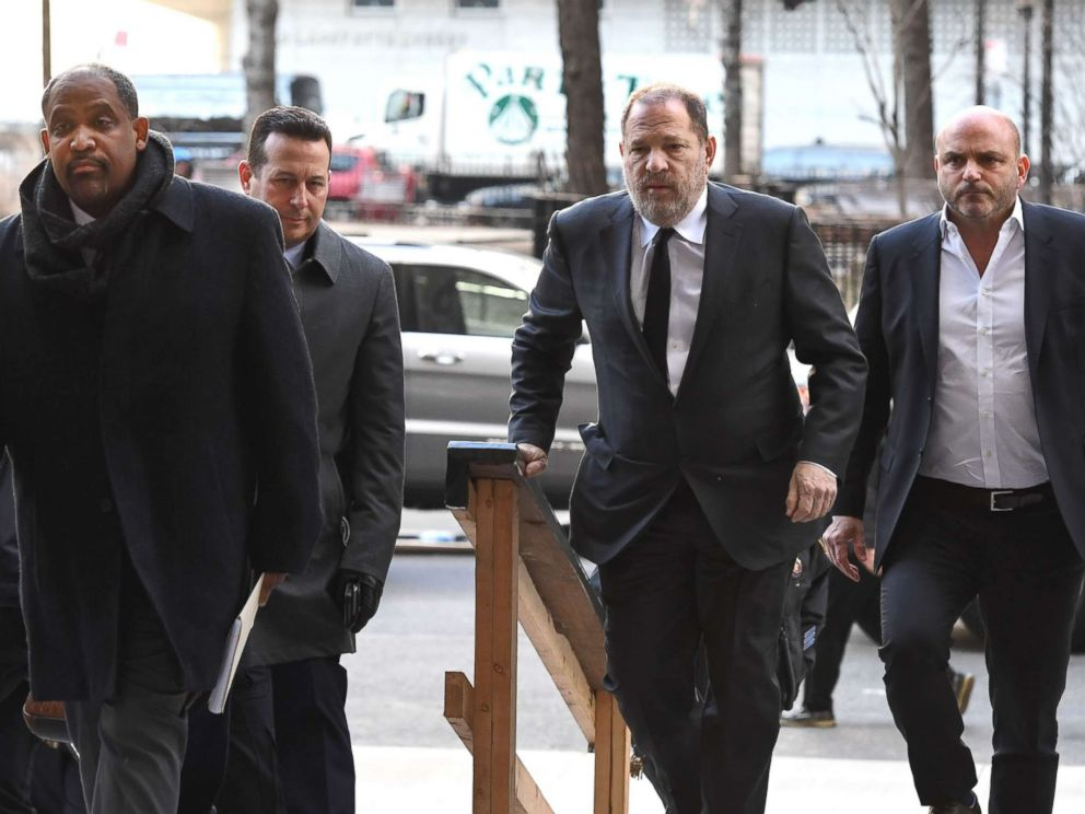 Judge gives Harvey Weinstein permission to change legal team