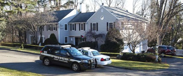 An 'unspeakable tragedy': Connecticut town stunned by arrest