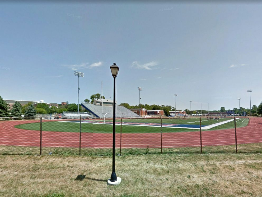 PHOTO: McCully Stadium at Wheaton College in Wheaton, Illinois.