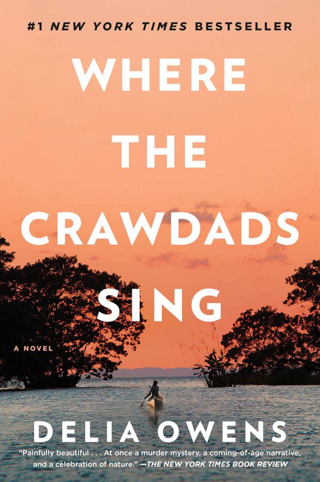 PHOTO: Where the Crawdads Sing by Della Owens