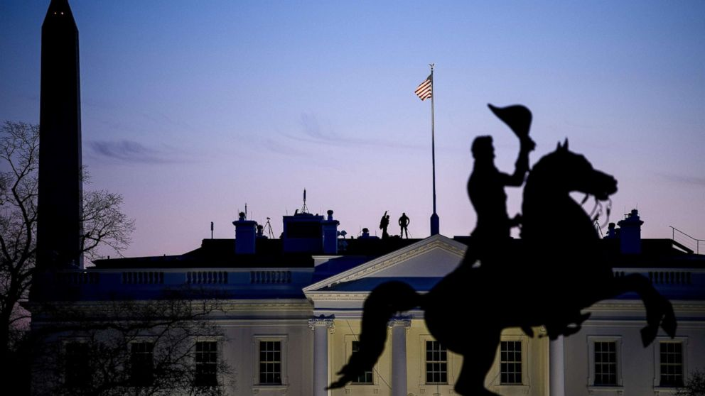 FBI arrests Georgia man for allegedly plotting to attack the White House White-house-washington-monument-gty-jc-190116_hpMain_16x9_992
