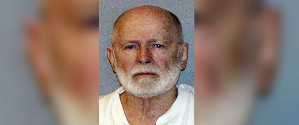 "PHOTO: James ""Whitey"" Bulger is seen in this undated police photo."