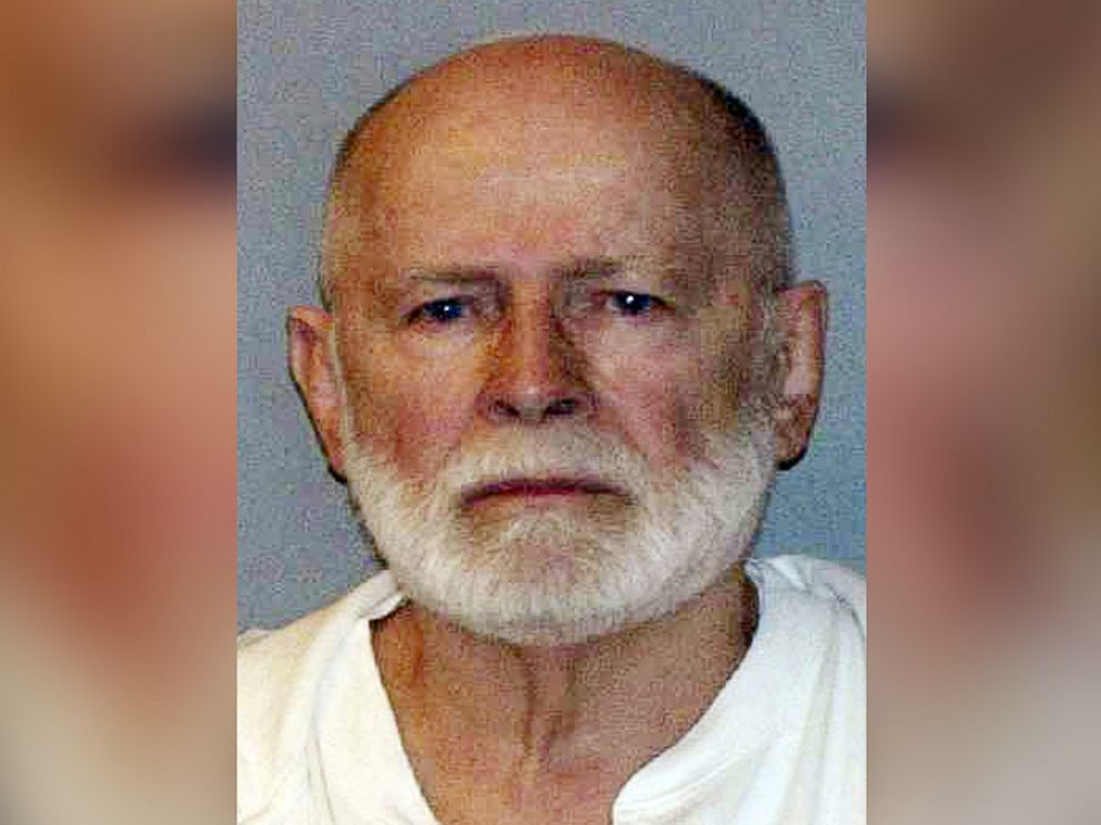 PHOTO: James Whitey Bulger is seen in this undated police photo.