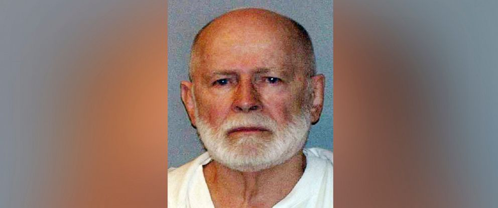 """PHOTO: Booking photo provided by the U.S. Marshals Service shows James """"Whitey"""" Bulger."""
