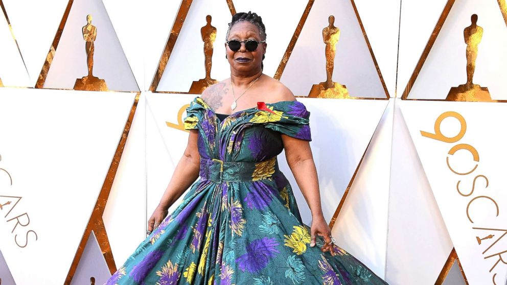Image result for whoopi goldberg oscars