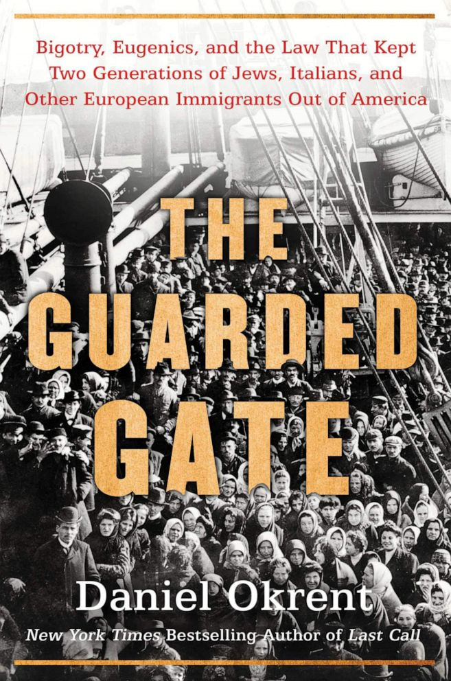 PHOTO: Whoopi Goldberg shares The Guarded Gate by Daniel Okrent as one of her 2019 summer must-reads on The View.