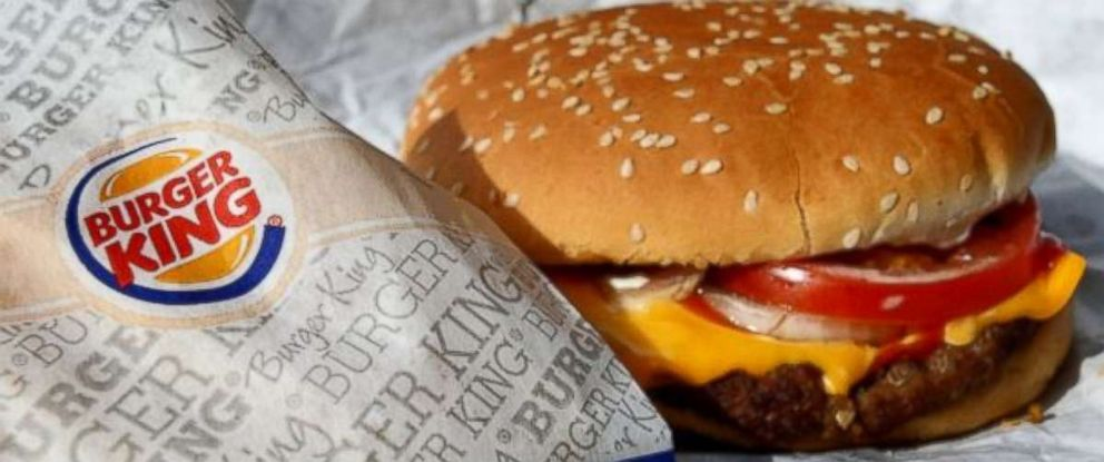 Burger King joked on Twitter about a spelling mistake by President Donald Trump.