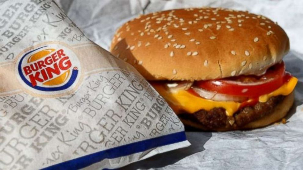 'We're all out of hamberders': Burger King flame broils Donald Trump