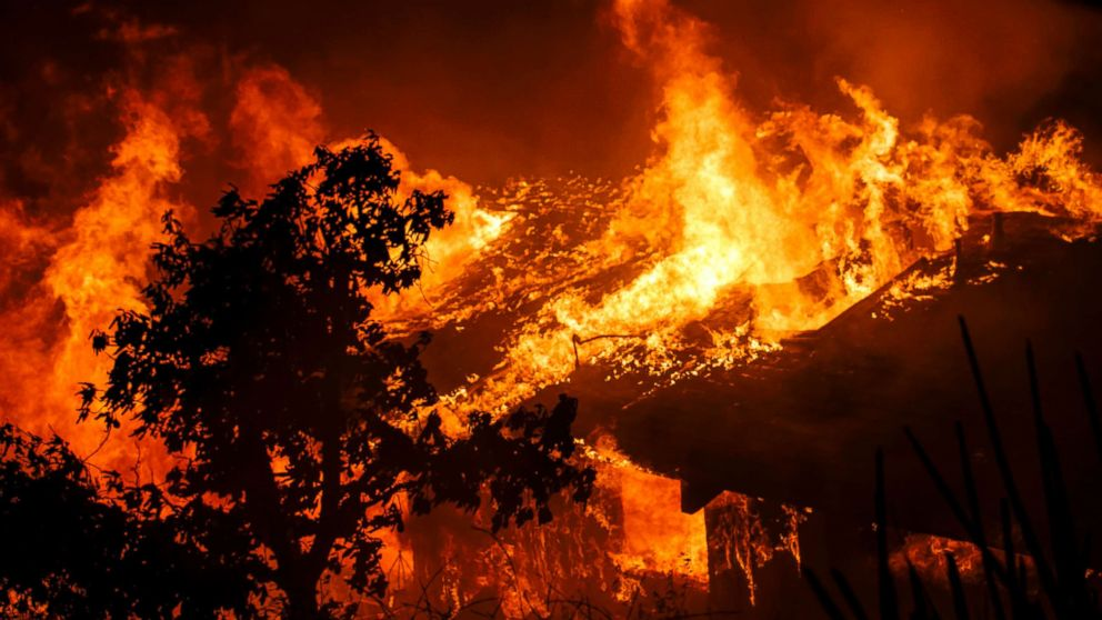 What's sparking the devastating California wildfires - ABC ...
