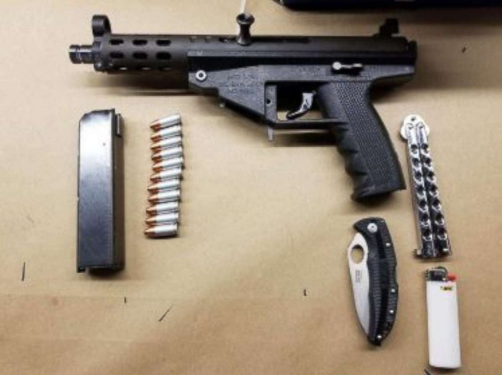 14 year-old brought gun, knives to Florida school to feel 'cool': Police
